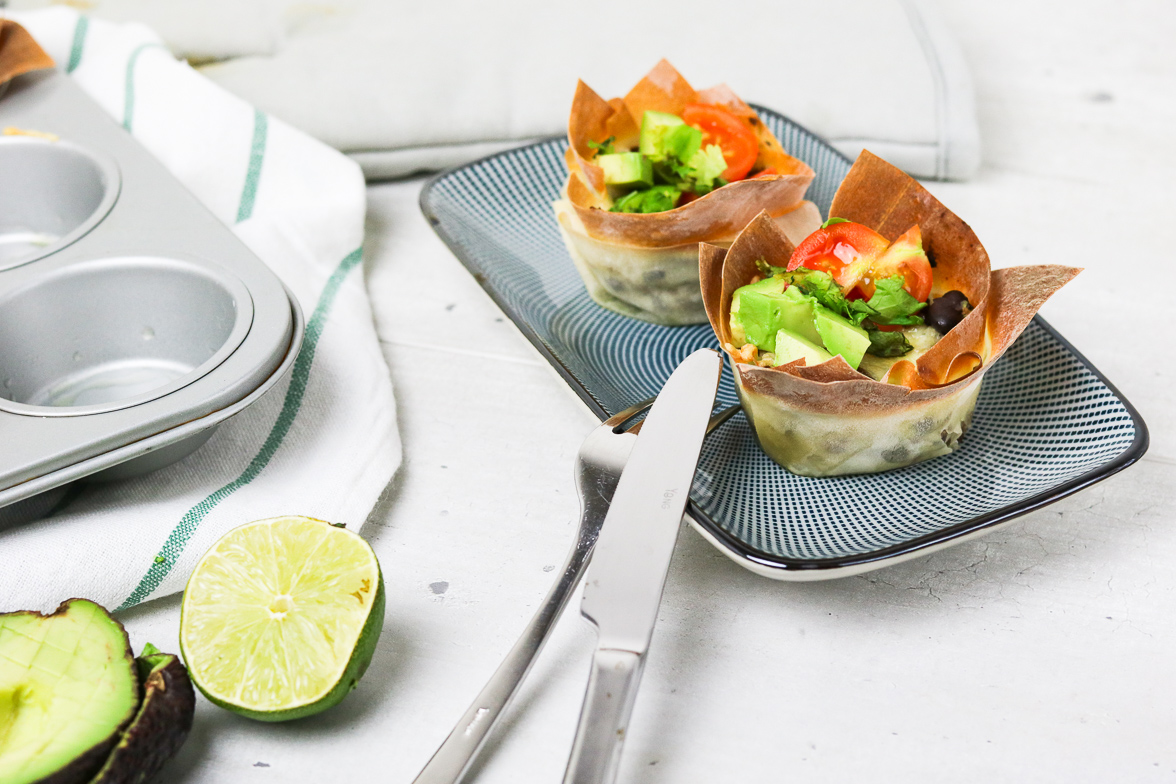 Filohapje-vegagehakt-avocado-tomaat-zijkant